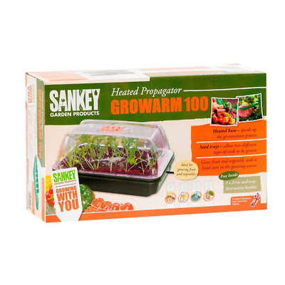 Sankey Growarm 100 Heated Propagator Kit 38cm