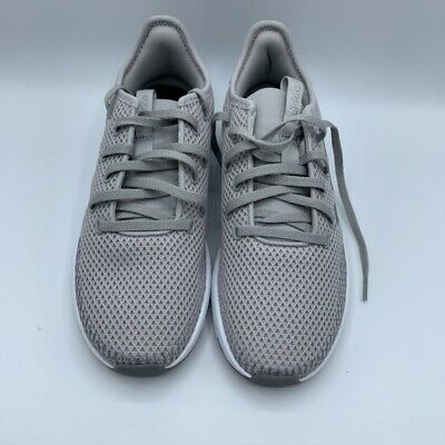 Adidas Questar X BYD Running Shoes Gray Metallic Low Top Sneakers US 7.5 New