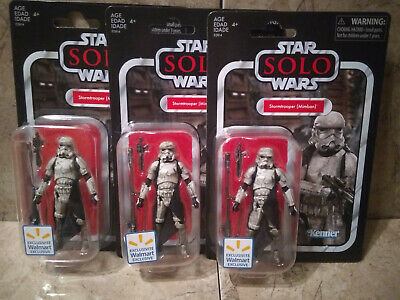 Star Wars - The Vintage Collection Mimban StormTrooper *X3* VC123 Army Builder