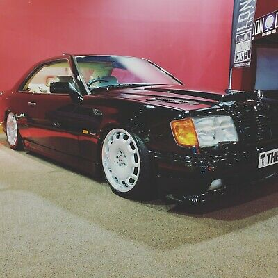 Mercedes benz 320 ce supercharged w124 3.2