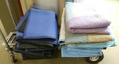 9 Moving Blankets