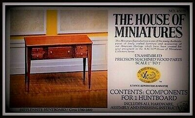 1//144 scale Dutch Colonial House kit