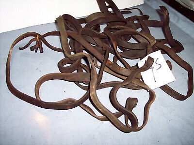 Tooling Leather Straps 1 Lb Free S/H