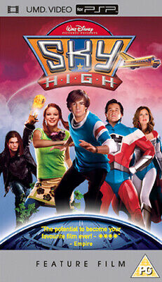 Sky High DVD (2006) Michael Angarano, Mitchell (DIR) cert PG Fast and FREE P & P