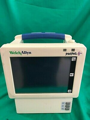 Welch Allyn Propaq Model 242 Patient Monitor ONLY