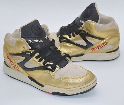 MENS SIZE 12 Reebok Limited Edition Pump Omni Lite Metallic