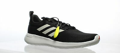 Adidas Mens Lite Racer Cln Black Running Shoes Size 11 (719005)