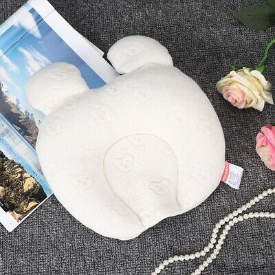 Newborn  Baby Head Pillow Natural Latex Pillow Infant Sleeping Protection Neck