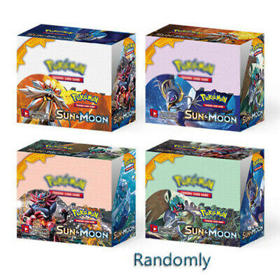 """324x Pokemon """"Sun & Moon """" TCG Cards Lot Mix 9Packs Kids Gift Table Game Cards"""