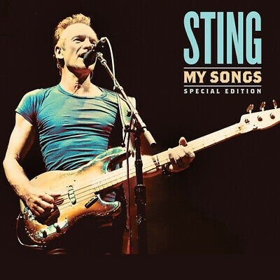 Sting : My Songs CD Special  Album 2 discs (2019) ***NEW*** Fast and FREE P & P