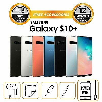 NEW Samsung S10 Plus s10+ SM G975 128GB Single Sim Factory Unlocked