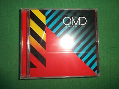 Orchestral Manoeuvres in the Dark (OMD) - English Electric CD still sealed