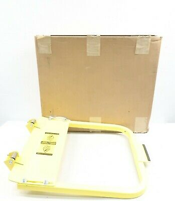 Ps Doors LSG-24 Yellow Safety Gate