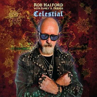 Rob Halford with Family & Friends - Celestial *NEW* CD