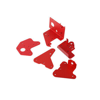 5* Creality 3D Extruder Back Plate /X Motor Front&Back Plate/ Z-Axis 2.5&3.0mm