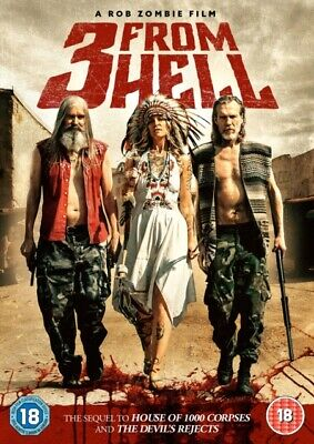 3 from Hell *NEW* DVD