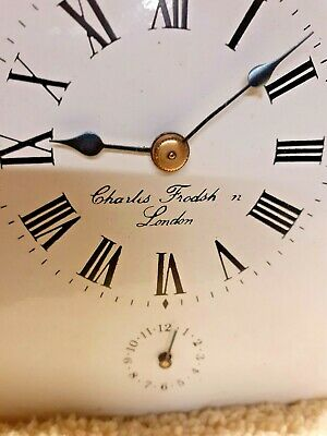 Charles Frodsham Carriage Clock