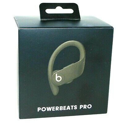 New Powerbeats Pro - Totally Wireless Earphones MOSS Green MV712LL/A Ships FREE