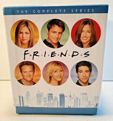 Friends, The Complete Series, 40 DVD Discs, 2013