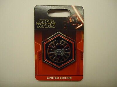 Disney Parks Star Wars: Rise of Skywalker - Kylo Ren LE 3000 Pin New In Hand