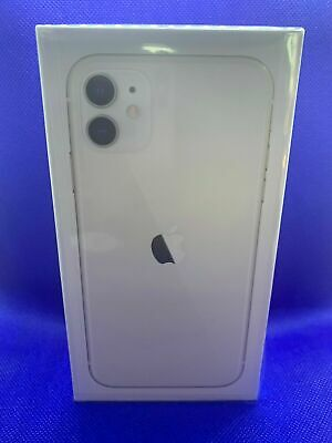 Sealed, New in Box, Apple iPhone 11 - 64GB - White (Sprint) Clean IMEI