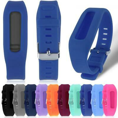 Buckle Classic Strap Band Replacement Bracelet Wristband Silicon For FITBIT ONE