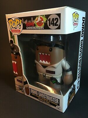 Ghostbusters Funko POP! Movies Domo Ghostbuster Vinyl Figure #142 Open Mouth