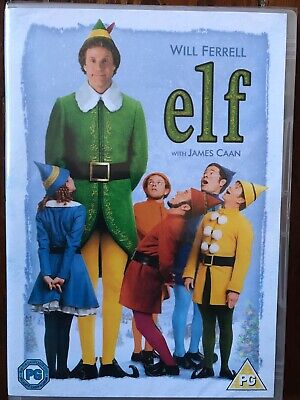 Elf - Will Ferrell DVD Brand New Sealed - Christmas Comedy Movie