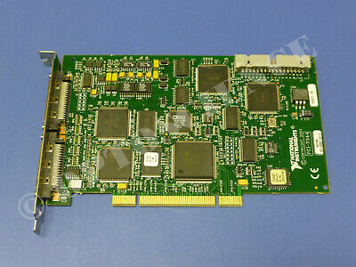 National Instruments NI PCI-7344 Motion Controller Card, 4-Axis Stepper / Servo