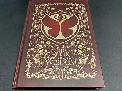 Tomorrowland 2019 - The Book Of Wisdom - Book Only (english version)
