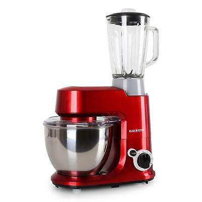 Red Electric Food Processors Blender Kitchen Dough Mixer *Free P&P Special Offer