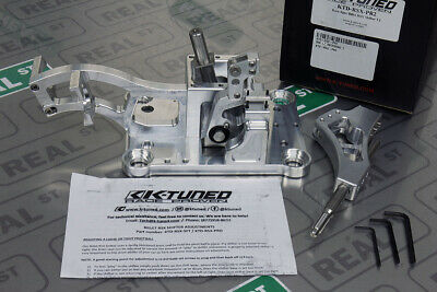 K-Tuned Race Spec Billet Shifter Rev2 02-06 Acura RSX DC5 Civic 01-05 EM2 ES