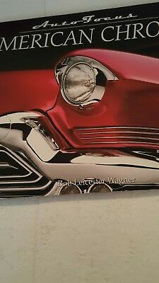 Autofocus American Chrome by Rob Leicester Wagner (Paperback)