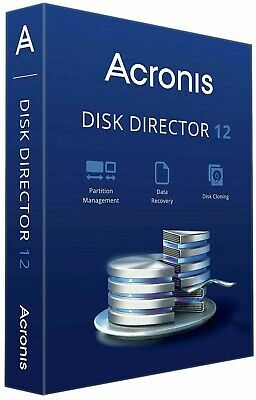 Acronis Disk Director 12- License Key- Lifetime key + Download Link Fast Deliver