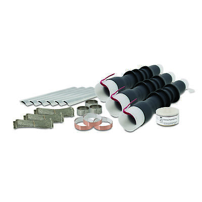 3M Cold Shrink QT-III Termination Kit 5-15kV Insulation OD 1.05-1.8in 7625-T-110