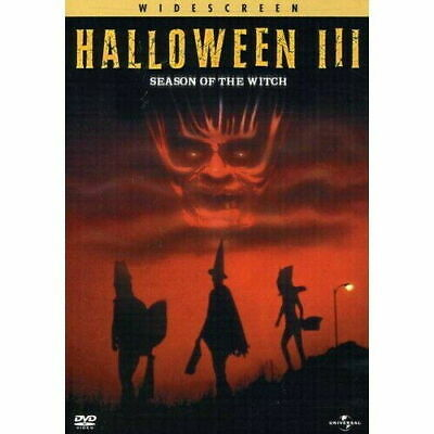 Halloween 3: Season of the Witch (DVD, 2003)