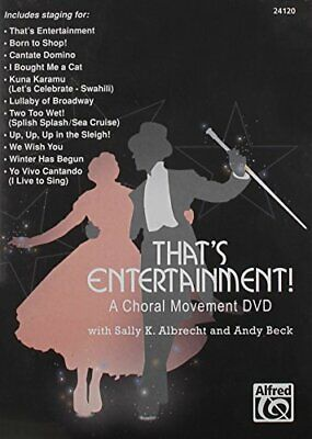 That's Entertainment: A Choral Movement [DVD] [Region 1] [US Import] [NTSC]