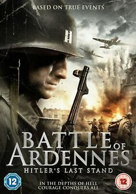 Battle of Ardennes - Hitler's Last Stand [DVD]