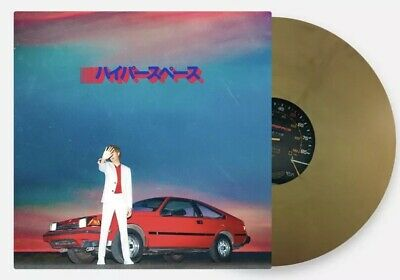 Beck  Hyperspace Limited Edition Gold Vinyl FAN FIRST 2000 SPOTIFY LP SEALED NEW