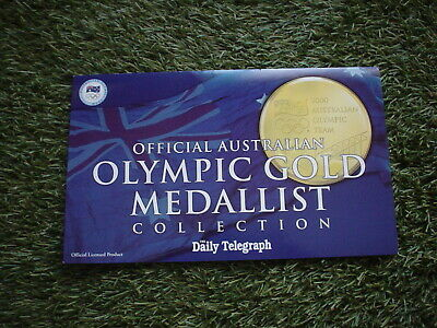 Daily Telegraph Official Australian OLYMPIC GOLD MEDAL COLLECTION