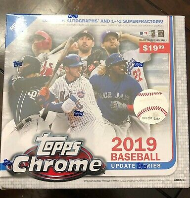2019 Topps Chrome Update - You Pick - Complete Your Set - RC, Base