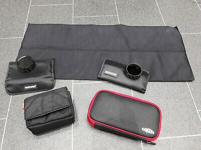 Dslr Job Lot filters, cases and pouches manfrotto, neewer, formatt hitech