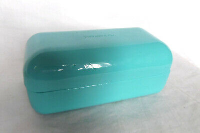 .Tiffany & Co 100% Autentica Funda O Caja Rigida Para Gafas De Sol