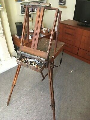 Victorian Easel Antique could be a good shop display item