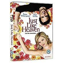 Just Like Heaven [DVD],  Reese Witherspoon, Mark Ruffalo,
