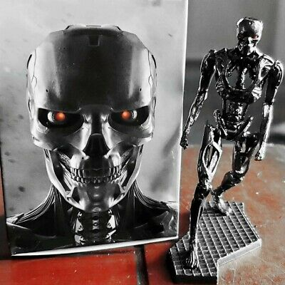 New Regal IMAX Terminator Dark Fate 2.5 Inches tall Collectible Mini Figure!