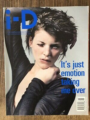 i-d magazine no. 225 2002 The emotion Issue liberty ross