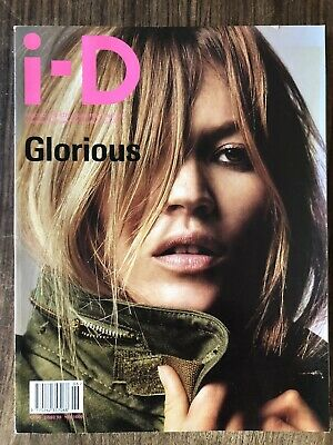 i-d magazine no. 221 2002 The streakers Issue kate moss