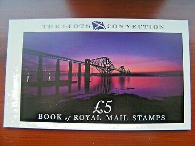 GB The Scots Connection Book SG DX10