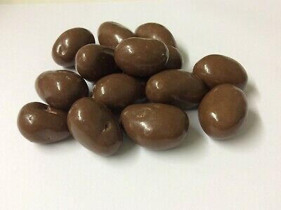 Milk Chocolate coated Covered Brazil Nuts A Grade Premium Quality Free P&P